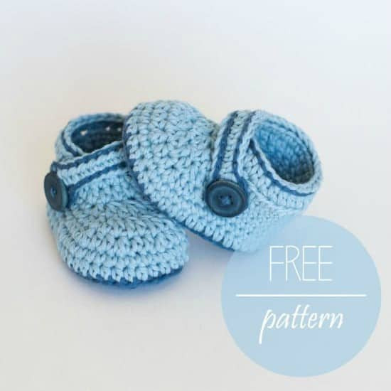 Free Crochet Patterns for Baby Booties Unique Crochet Baby Booties Pattern Easy Diy Video Tutorial Of Luxury 40 Pictures Free Crochet Patterns for Baby Booties
