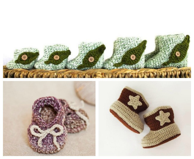 Free Crochet Patterns for Baby Shoes Elegant Crochet Baby Shoe Free Patterns Of Wonderful 50 Photos Free Crochet Patterns for Baby Shoes