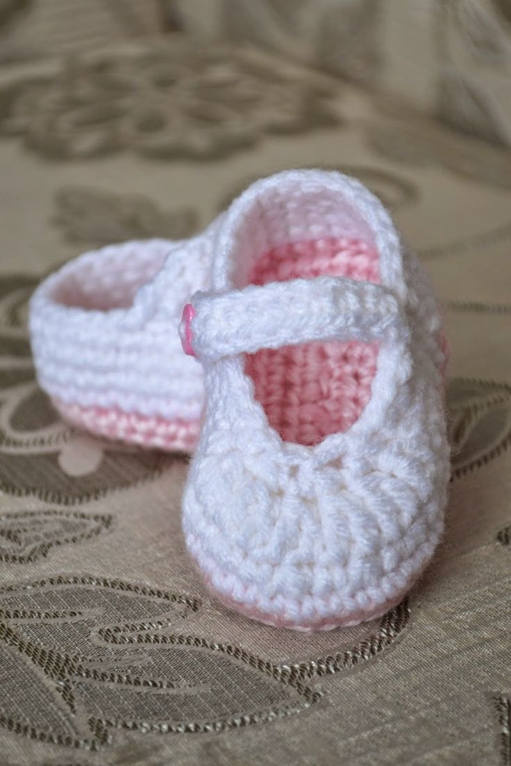 Free Crochet Patterns for Baby Shoes Lovely Crochet Newborn Baby Shoes Design with Chain and Free Of Wonderful 50 Photos Free Crochet Patterns for Baby Shoes