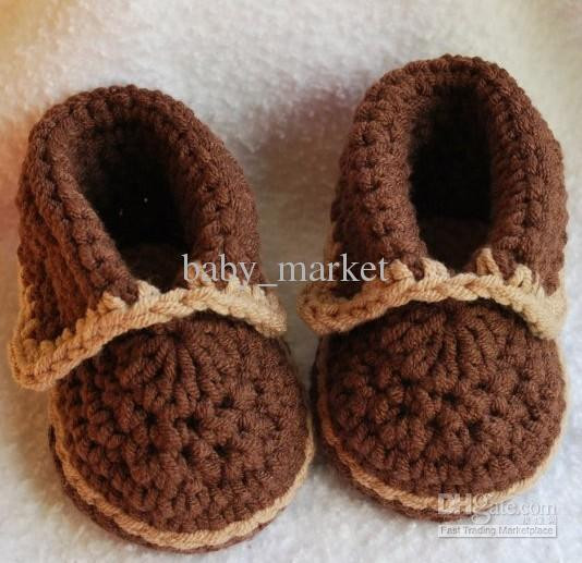 Free Crochet Patterns for Baby Shoes Luxury Crochet Newborn Baby Shoes Design with Chain and Free Of Wonderful 50 Photos Free Crochet Patterns for Baby Shoes