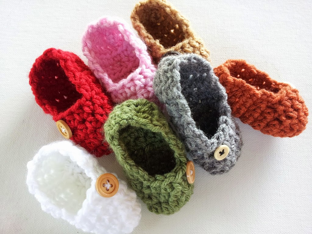 Free Crochet Baby Booties Baby Shoes Patterns Mimi