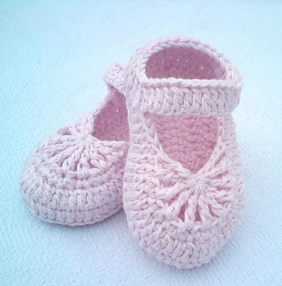 Free Crochet Patterns for Baby Shoes Unique Yara Simple Baby Shoes Crochet Pattern by Luba Davies Of Wonderful 50 Photos Free Crochet Patterns for Baby Shoes