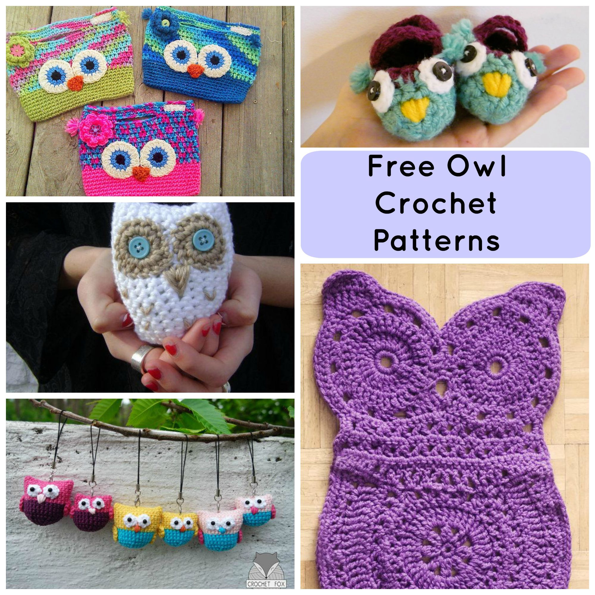 Free Crochet Patterns Luxury 7 Hoot Worthy Free Crochet Owl Patterns Of New 41 Photos Free Crochet Patterns