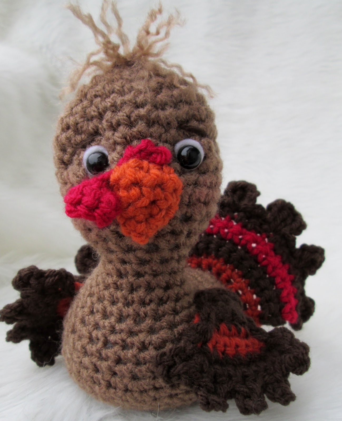 Free Crochet Patterns New Teri S Blog Free Cute Turkey Crochet Pattern Of New 41 Photos Free Crochet Patterns