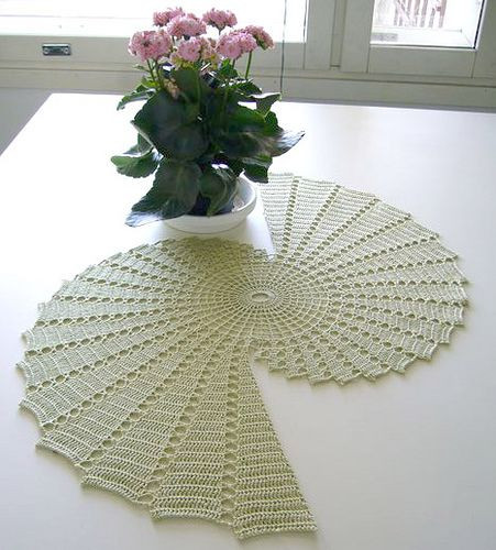 Free Crochet Pineapple Table Runner Patterns Awesome Importance Of Crochet Table Runners Cottageartcreations Of Amazing 49 Photos Free Crochet Pineapple Table Runner Patterns