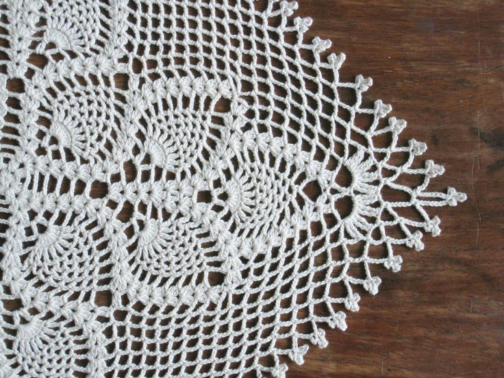 Free Crochet Pineapple Table Runner Patterns Best Of 1000 Images About Crocheted Table Runners and Place Mats Of Amazing 49 Photos Free Crochet Pineapple Table Runner Patterns