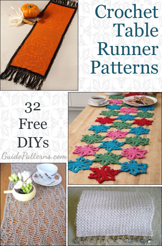 Free Crochet Pineapple Table Runner Patterns Elegant 32 Free Crochet Table Runner Patterns Of Amazing 49 Photos Free Crochet Pineapple Table Runner Patterns