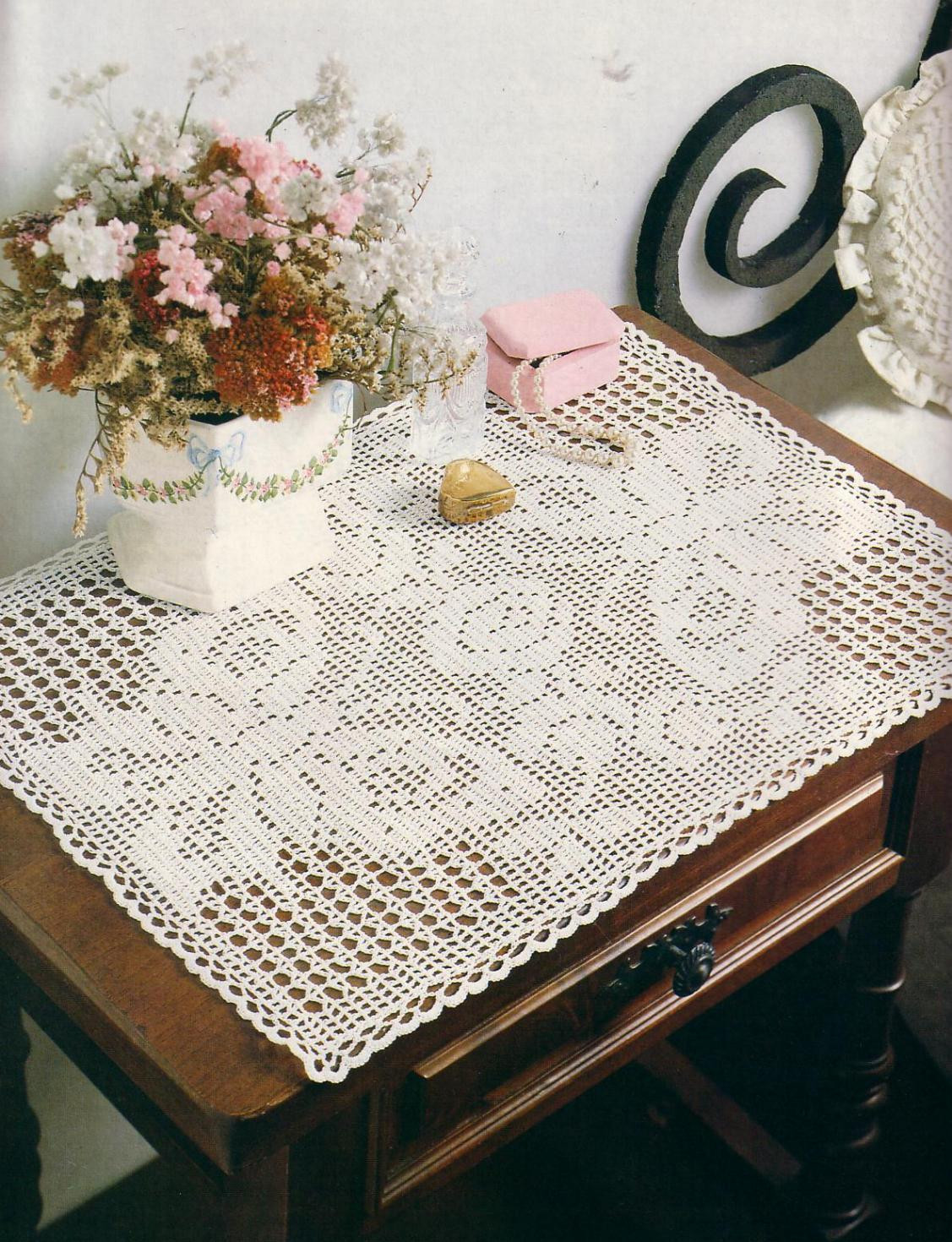 Free Crochet Pineapple Table Runner Patterns Unique Crochet Free Pattern Pineapple Runner – Crochet Club Of Amazing 49 Photos Free Crochet Pineapple Table Runner Patterns