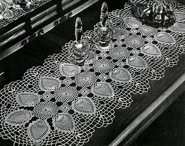 Free Crochet Pineapple Table Runner Patterns Unique Pineapple Runner Pattern 7770 A Of Amazing 49 Photos Free Crochet Pineapple Table Runner Patterns