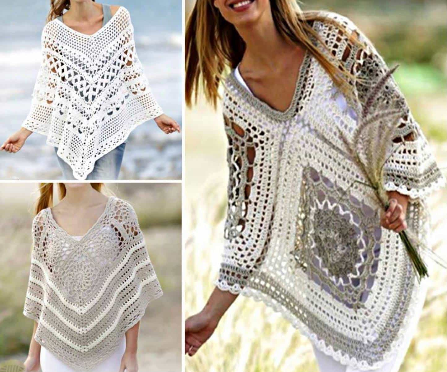 Free Crochet Poncho Patterns Beautiful Crochet Poncho Free Pattern All the Best Ideas Of Wonderful 50 Images Free Crochet Poncho Patterns