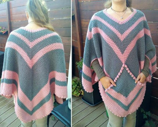 Free Crochet Poncho Patterns Elegant Crochet Poncho Free Pattern Best Ideas Of Wonderful 50 Images Free Crochet Poncho Patterns