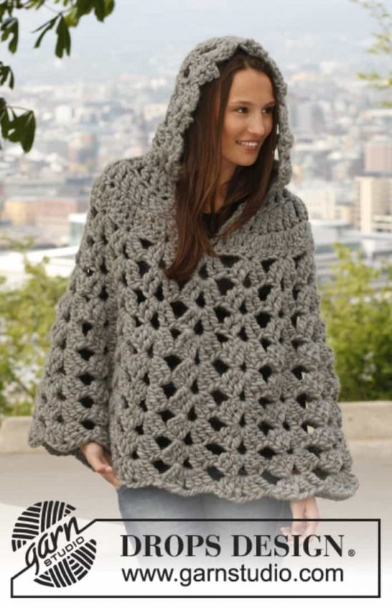 Free Crochet Poncho Patterns Inspirational Crochet Poncho Free Pattern Best Ideas Of Wonderful 50 Images Free Crochet Poncho Patterns