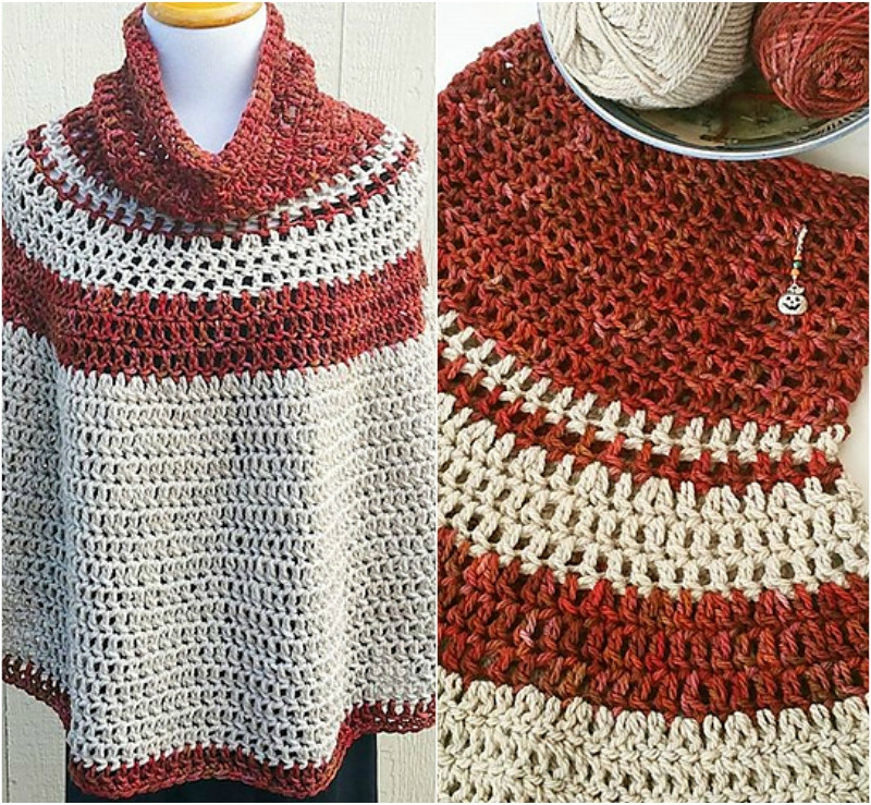 Free Crochet Poncho Patterns Lovely 10 Free & Stunning Crochet Poncho Patterns Of Wonderful 50 Images Free Crochet Poncho Patterns