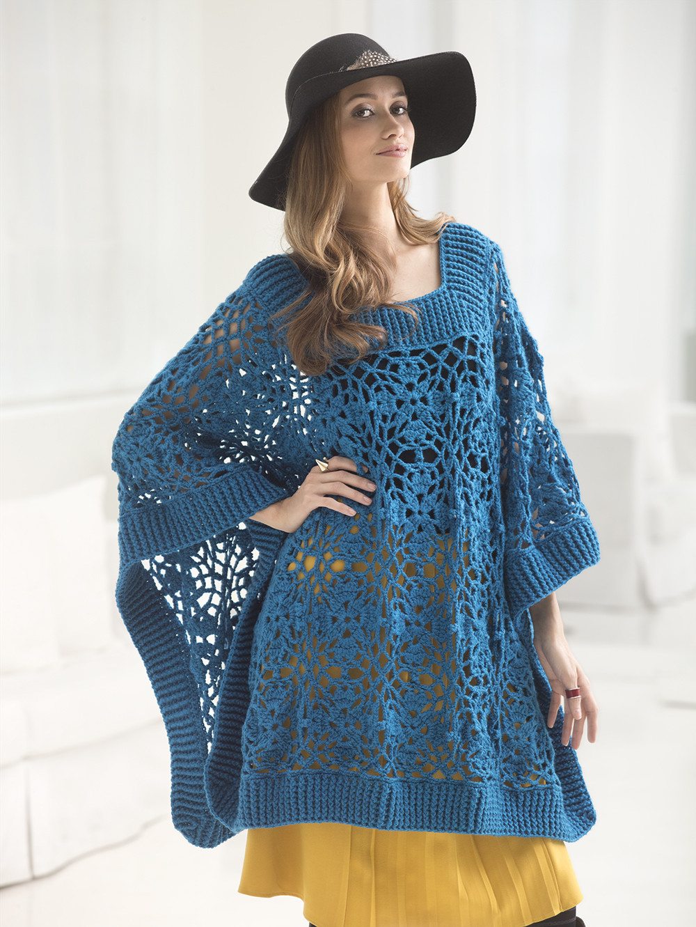 Free Crochet Poncho Patterns Lovely Our Favorite Crochet Sweater Kits for Mom and Baby Of Wonderful 50 Images Free Crochet Poncho Patterns