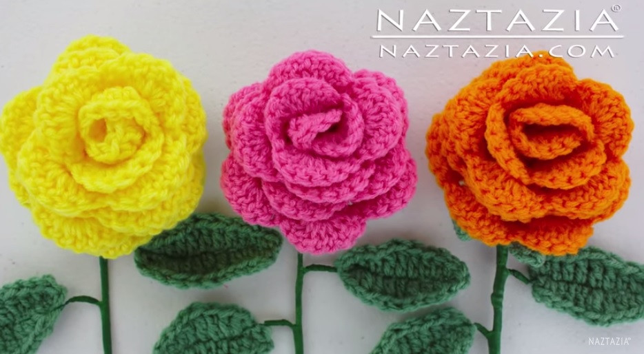 Free Crochet Rose Pattern Beautiful 15 Free Crochet Rose Patterns Of Attractive 49 Pics Free Crochet Rose Pattern