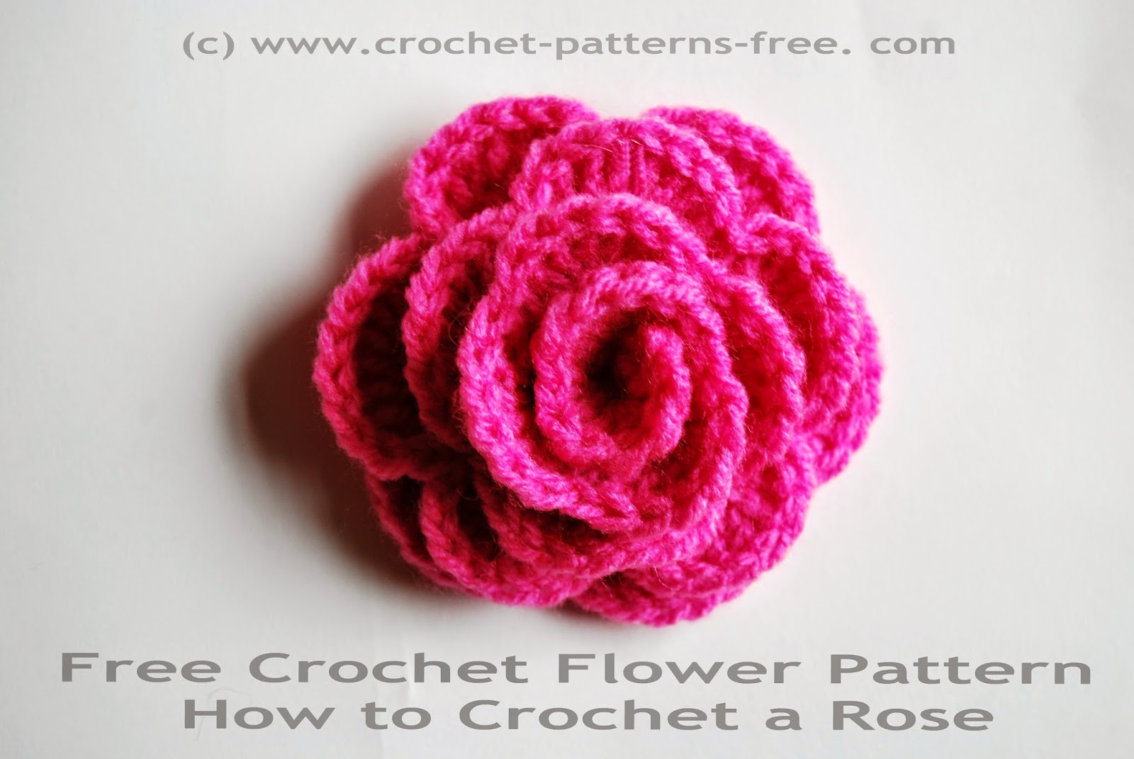 Free Crochet Rose Pattern Best Of Free Crochet Flower Pattern How to Crochet A Rose Of Attractive 49 Pics Free Crochet Rose Pattern