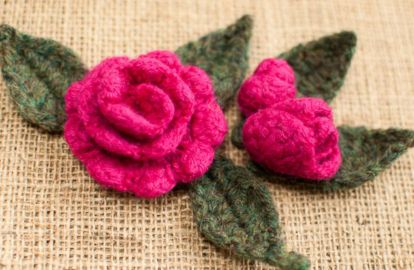 Free Crochet Rose Pattern Fresh How to Crochet A Rose 32 Free Patterns Of Attractive 49 Pics Free Crochet Rose Pattern