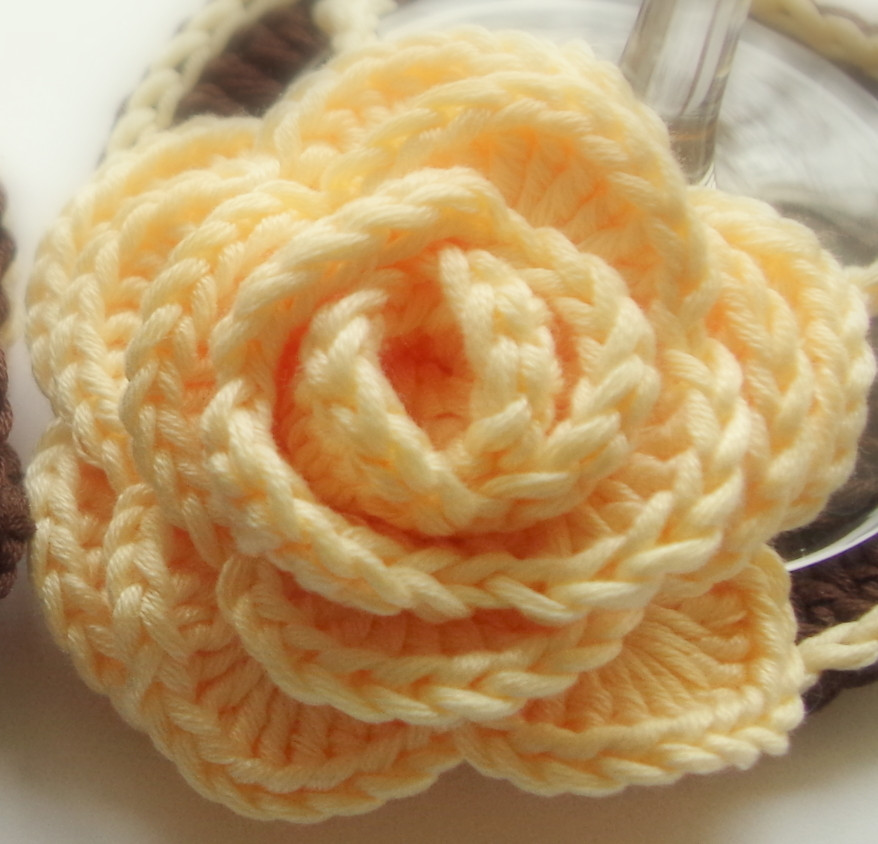 Free Crochet Rose Pattern Luxury 50 Crochet Rose Patterns Of Attractive 49 Pics Free Crochet Rose Pattern