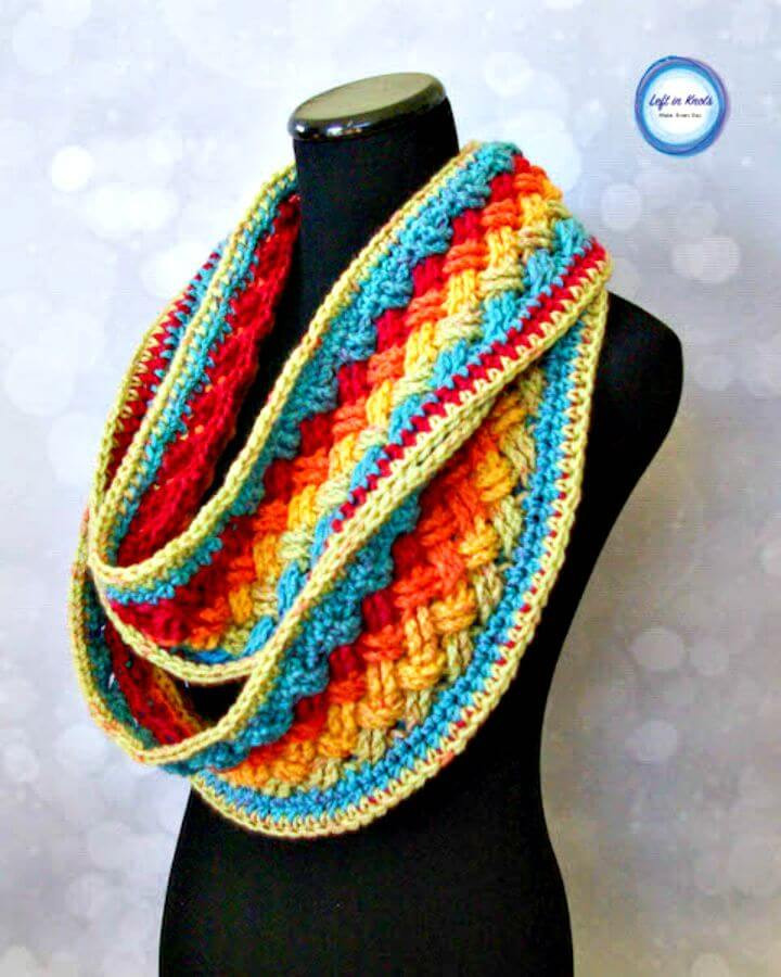 Free Crochet Scarf Patterns Awesome Crochet Infinity Scarf 74 Free Crochet Scarf Patterns Of Charming 48 Images Free Crochet Scarf Patterns