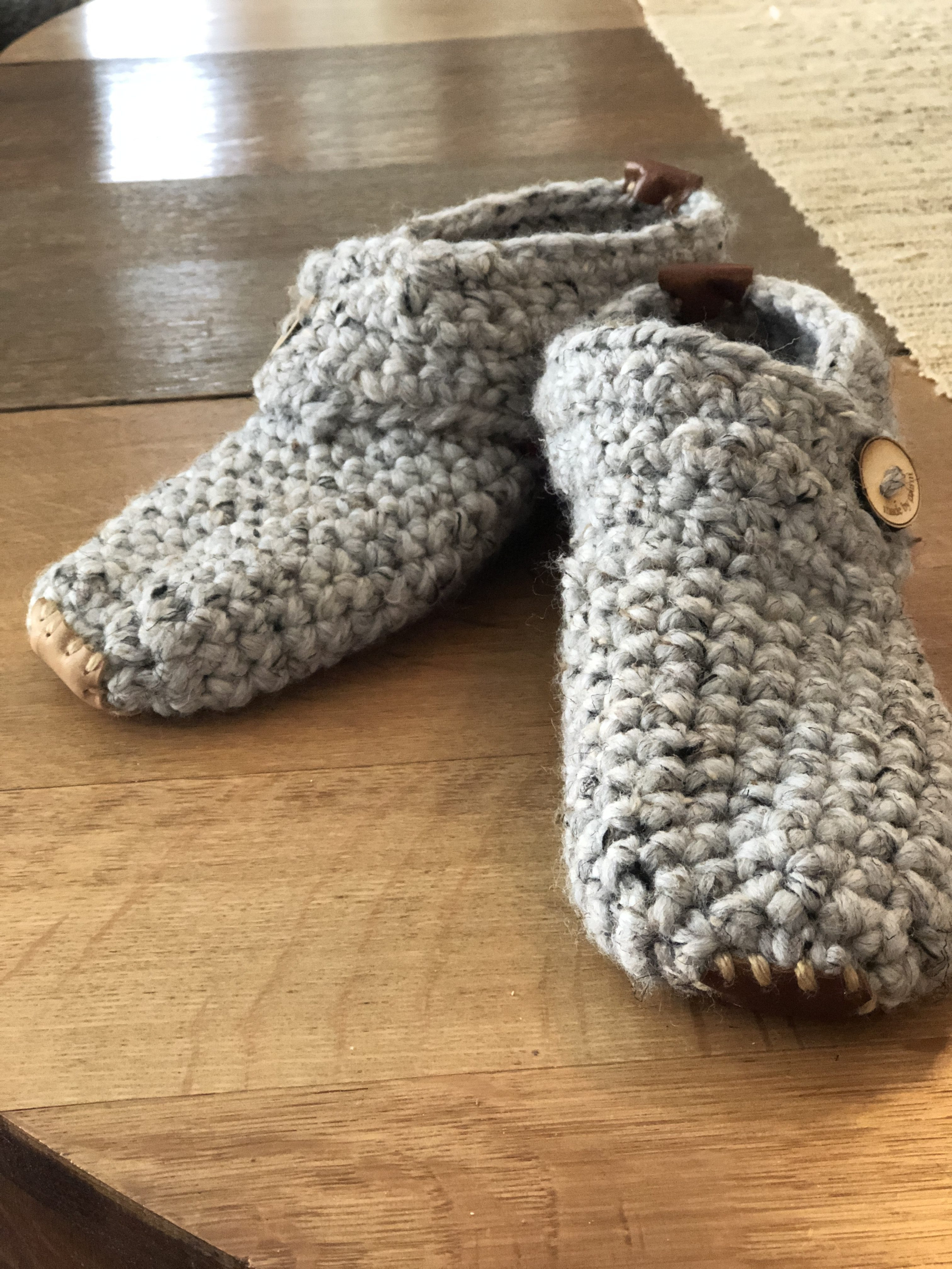 Free Crochet Slipper Patterns Awesome Crocheted Slippers Free Pattern Review Of Amazing 50 Models Free Crochet Slipper Patterns