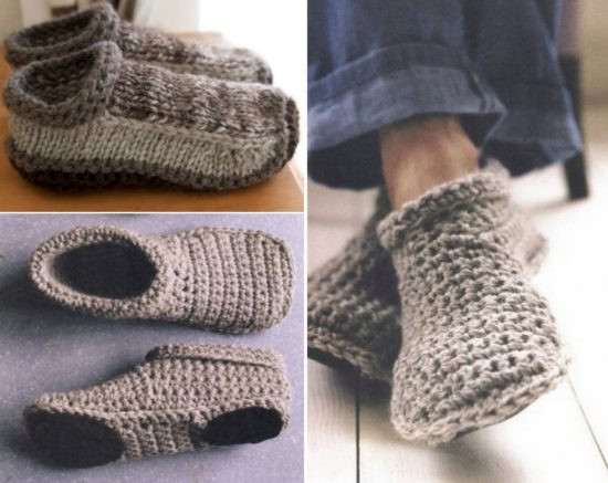 Free Crochet Slipper Patterns Luxury Crochet Slippers the Best Collection Of Amazing 50 Models Free Crochet Slipper Patterns