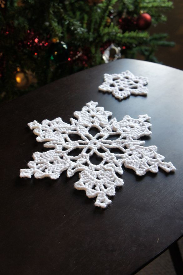 Free Crochet Snowflake Patterns Beautiful 17 Best Images About Crochet Snowflakes On Pinterest Of Delightful 49 Photos Free Crochet Snowflake Patterns