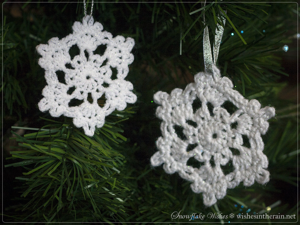 Free Crochet Snowflake Patterns Best Of Free Pattern Snowflake Wishes 1 Of Delightful 49 Photos Free Crochet Snowflake Patterns