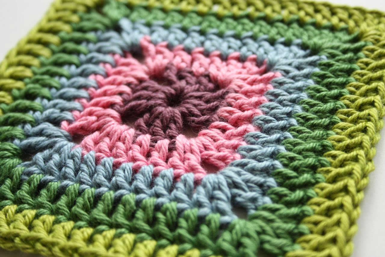 Free Crochet Square Patterns Awesome solid Granny Square Of Delightful 48 Models Free Crochet Square Patterns