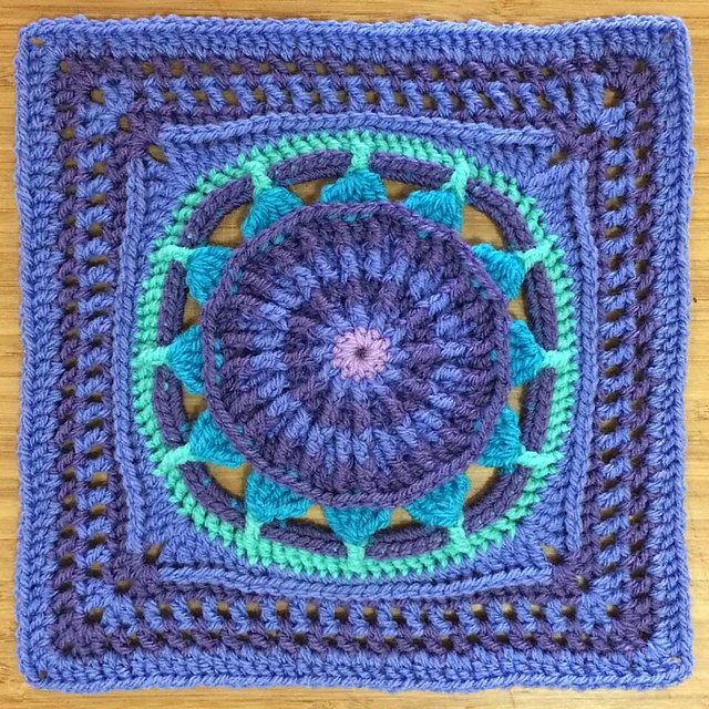Free Crochet Square Patterns Best Of [free Pattern] Prince Protea Crochet Square Of Delightful 48 Models Free Crochet Square Patterns