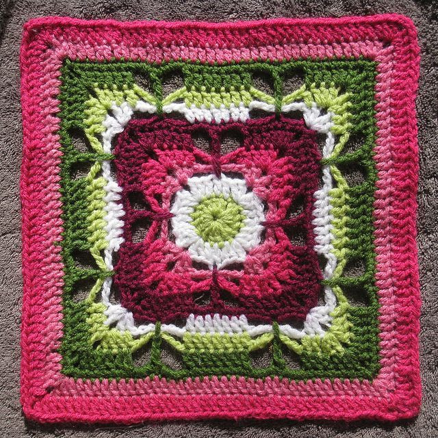 Free Crochet Square Patterns Fresh 17 Best Images About Granny Square Patterns On Pinterest Of Delightful 48 Models Free Crochet Square Patterns