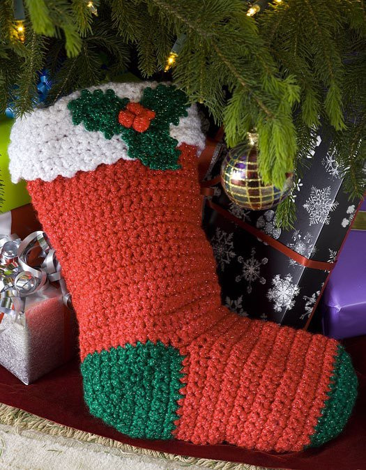 Free Crochet Stocking Pattern Awesome 40 All Free Crochet Christmas Stocking Patterns Patterns Hub Of Amazing 48 Images Free Crochet Stocking Pattern