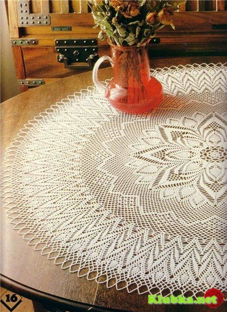Free Crochet Table topper Patterns Beautiful 17 Best Images About Crochet Table Pattern On Pinterest Of Innovative 45 Ideas Free Crochet Table topper Patterns