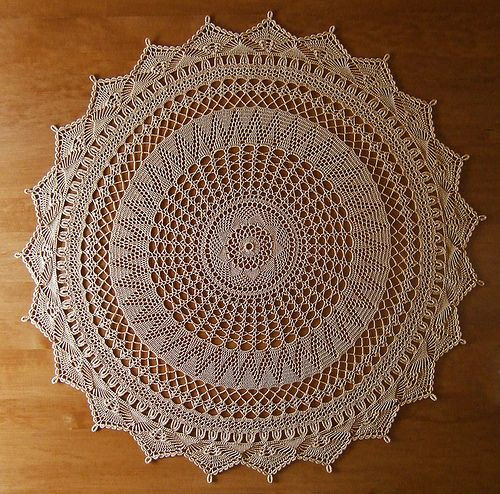 Free Crochet Table topper Patterns Inspirational 17 Best Images About Crochet Tablecloths On Pinterest Of Innovative 45 Ideas Free Crochet Table topper Patterns