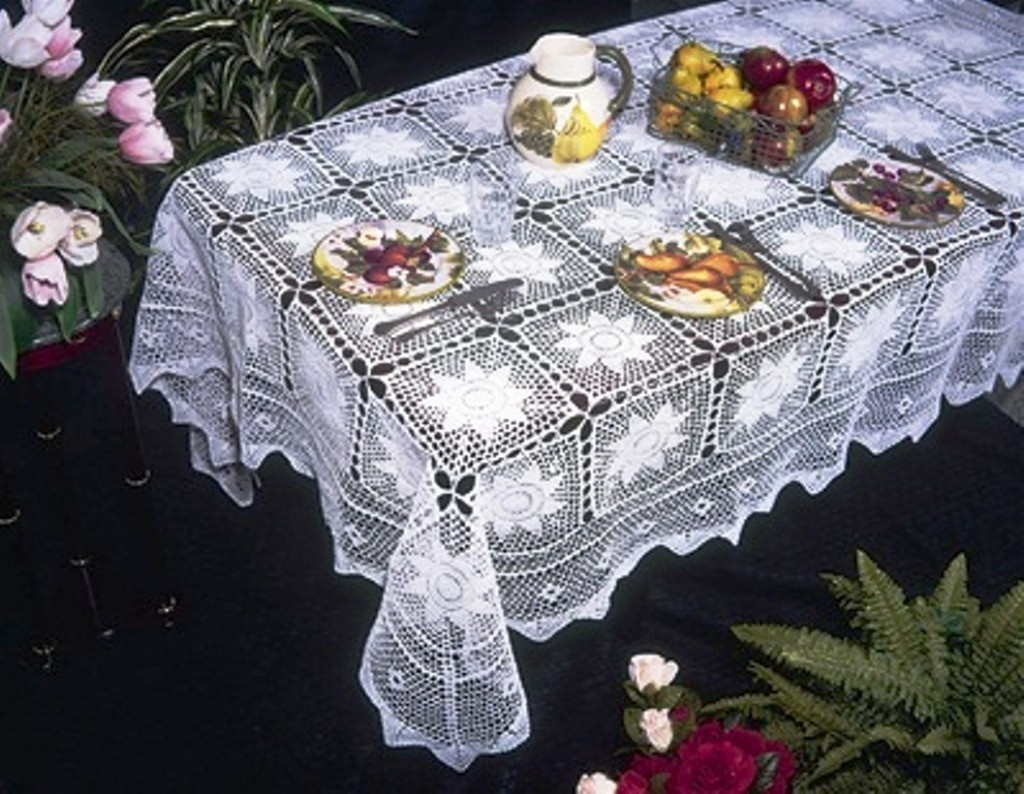Free Crochet Tablecloth Patterns Awesome Free Crochet Patterns Tablecloths Free Patterns Of Contemporary 40 Pics Free Crochet Tablecloth Patterns