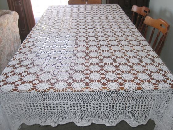 Free Crochet Tablecloth Patterns Best Of Crochet Oval Tablecloth Pattern – Crochet Club Of Contemporary 40 Pics Free Crochet Tablecloth Patterns