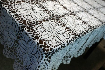 Free Crochet Tablecloth Patterns Fresh Crochet Patterns Tablecloths Thread Of Contemporary 40 Pics Free Crochet Tablecloth Patterns