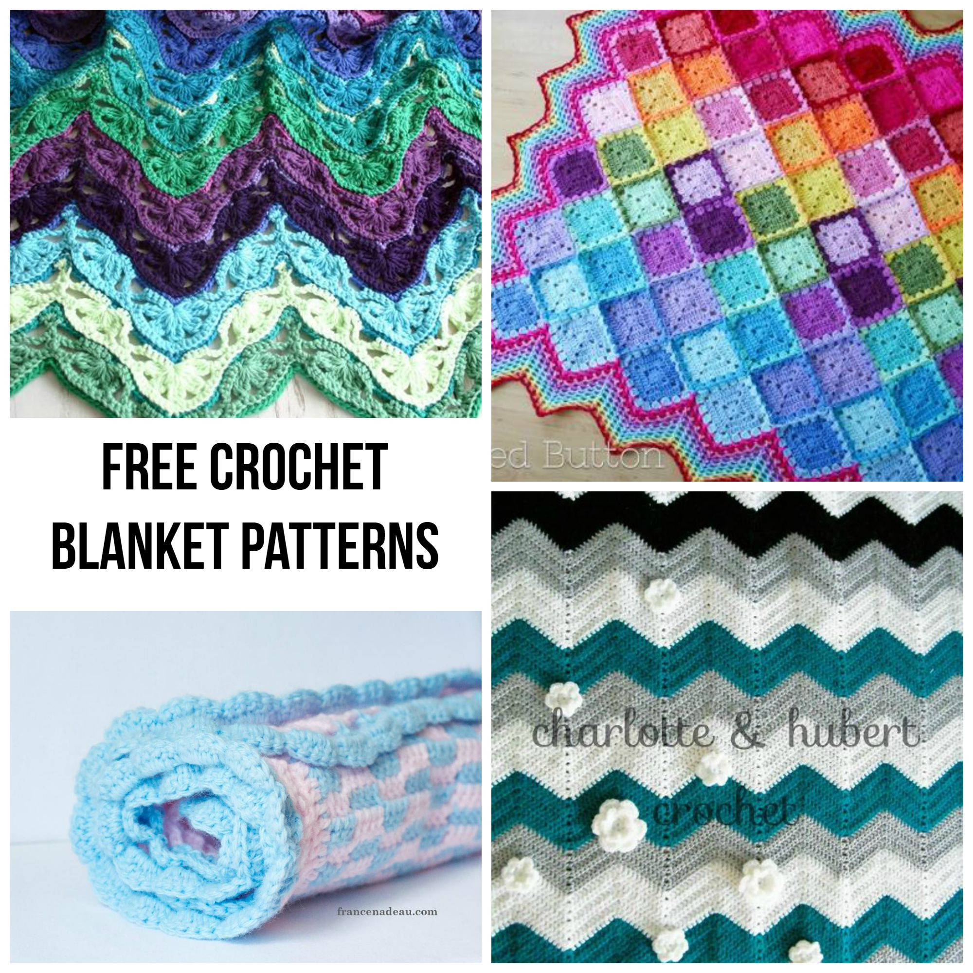 Free Crochet Throw Patterns Elegant Cuddle Up to 7 Free Crochet Blanket Patterns Of Contemporary 44 Pics Free Crochet Throw Patterns