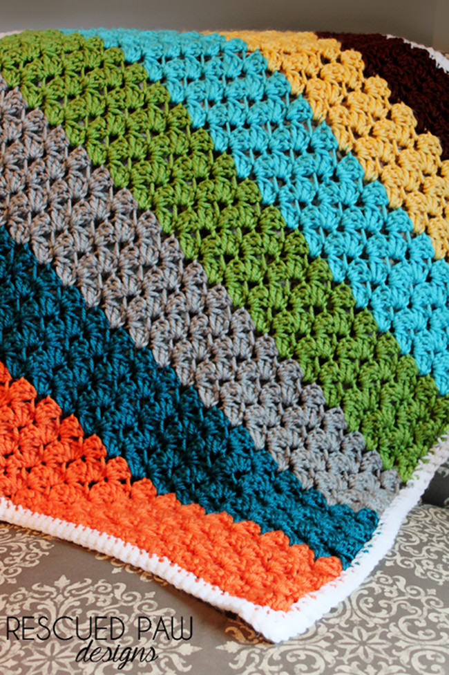Free Crochet Throw Patterns Luxury Free Crochet Throw Patterns Diy Goodness Of Contemporary 44 Pics Free Crochet Throw Patterns