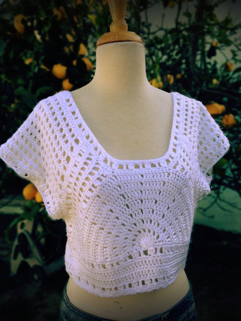 Free Crochet top Patterns Fresh Lazy Days Summer top Free Crochet Pattern See Of Amazing 46 Photos Free Crochet top Patterns