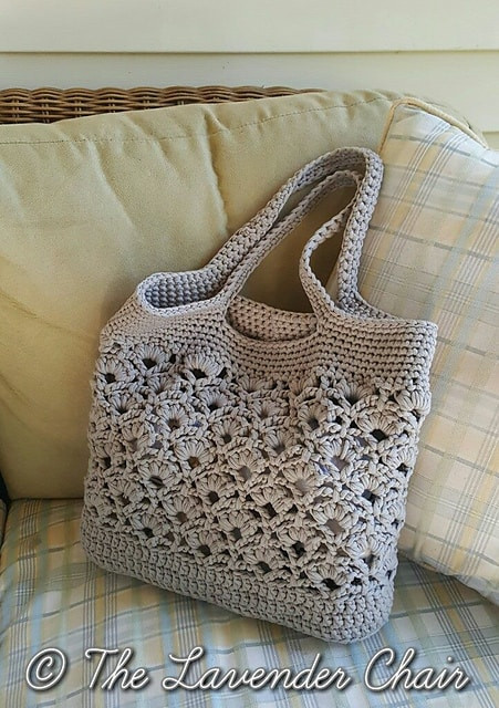 Crochet Tote Bag Best Free Patterns