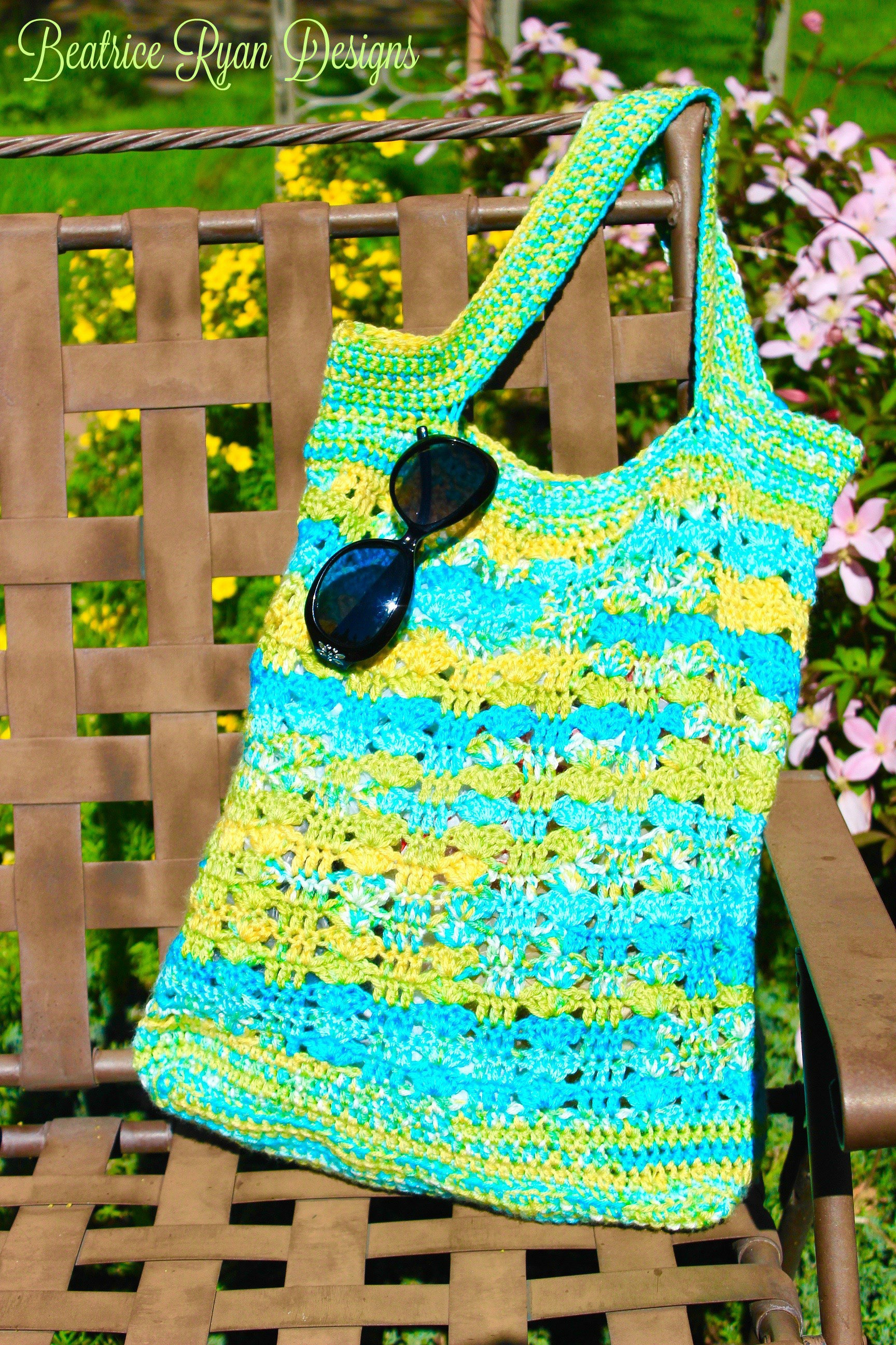 Free Crochet tote Bag Patterns Awesome northwest Beaches tote Bag… Free Crochet Pattern Of Awesome 44 Models Free Crochet tote Bag Patterns