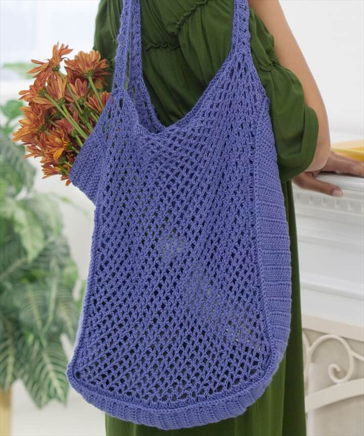 Free Crochet tote Bag Patterns New 30 Easy Crochet tote Bag Patterns Of Awesome 44 Models Free Crochet tote Bag Patterns