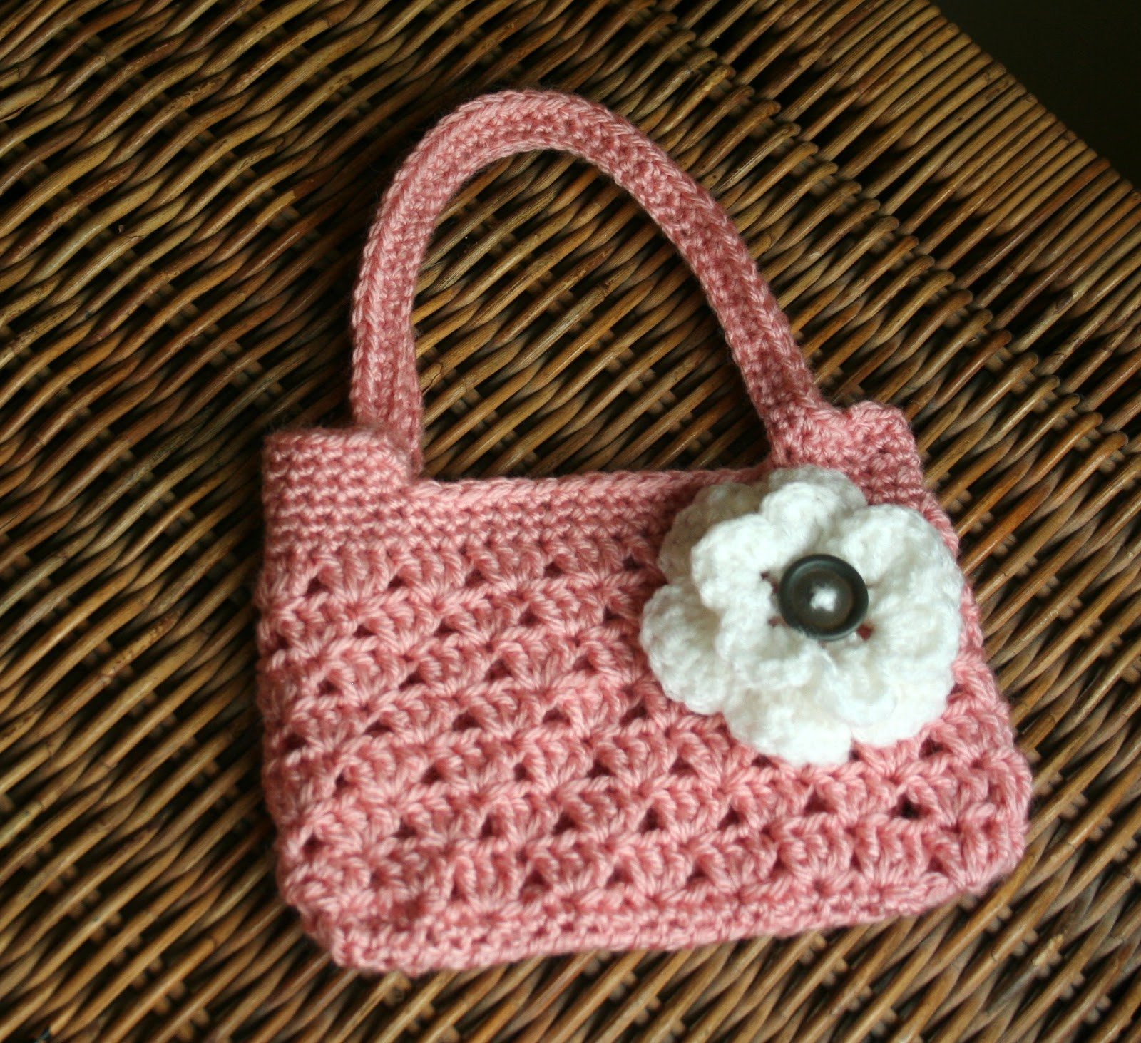 Free Crochet tote Bag Patterns New Free Crocheted Purse Pattern – Easy Crochet Patterns Of Awesome 44 Models Free Crochet tote Bag Patterns