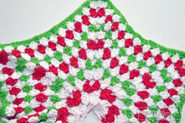 Free Crochet Tree Skirt Pattern Beautiful Crochet Christmas Tree Skirt Of Marvelous 49 Models Free Crochet Tree Skirt Pattern