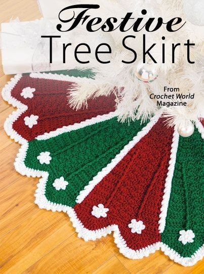 Free Crochet Tree Skirt Pattern Best Of 2015 Christmas Crochet Christmas Tree Skirt Free Pattern Of Marvelous 49 Models Free Crochet Tree Skirt Pattern