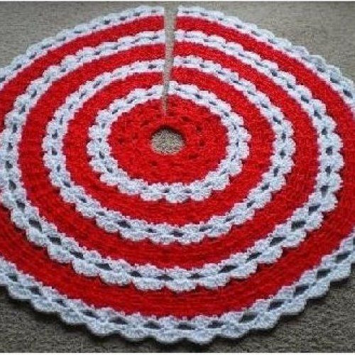 Free Crochet Tree Skirt Pattern Best Of All Stitches Crochet Christmas Tree Skirt Pattern Pdf Of Marvelous 49 Models Free Crochet Tree Skirt Pattern