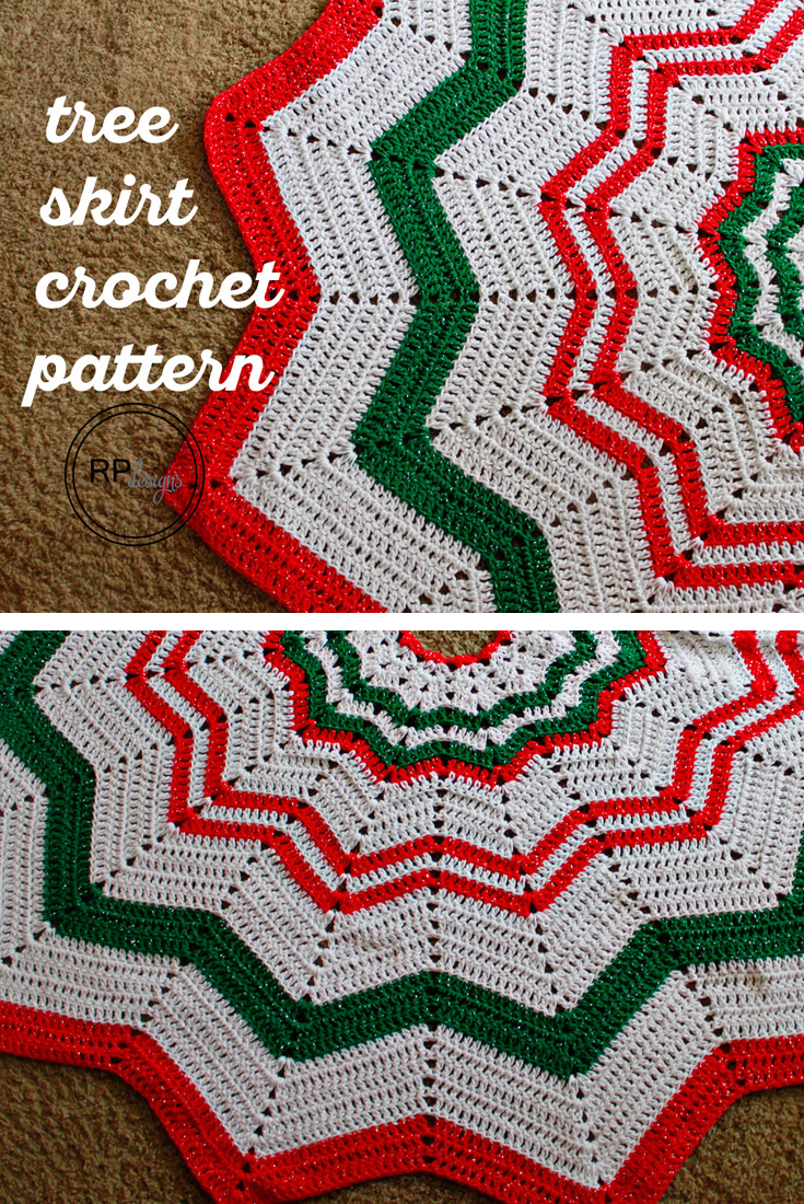 Free Crochet Tree Skirt Pattern Lovely Crochet Tree Skirt Pattern Free Crochet Pattern Of Marvelous 49 Models Free Crochet Tree Skirt Pattern