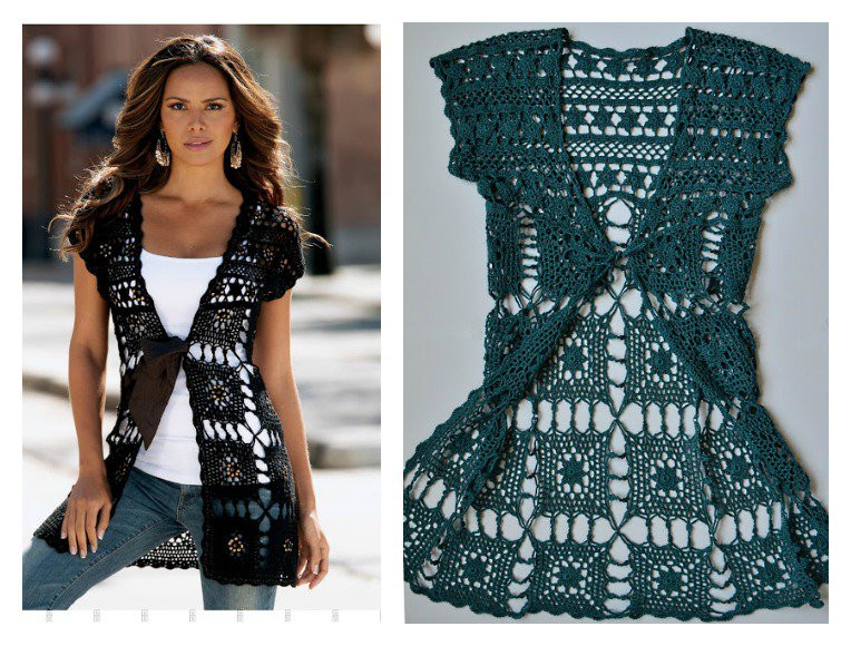 Free Crochet Vest Patterns Best Of Beautiful Long Vest Free Crochet Pattern Of Awesome 41 Images Free Crochet Vest Patterns