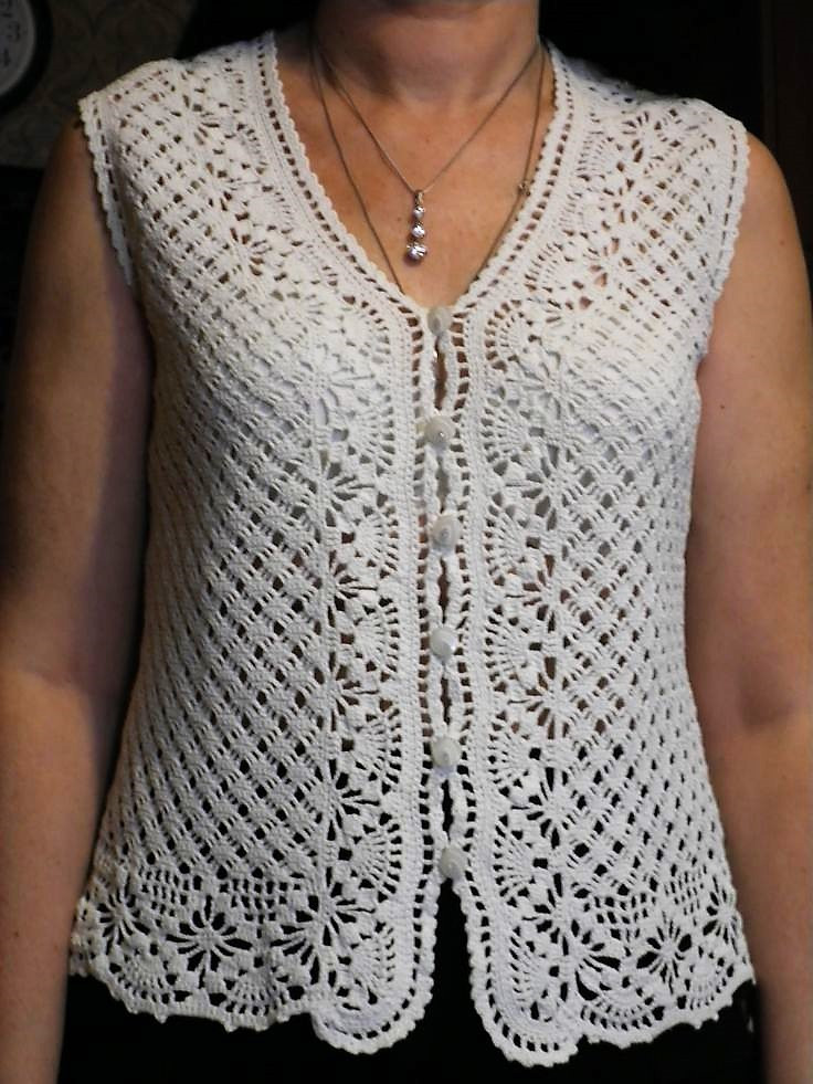 Free Crochet Vest Patterns Lovely Crochet Vest Of Awesome 41 Images Free Crochet Vest Patterns