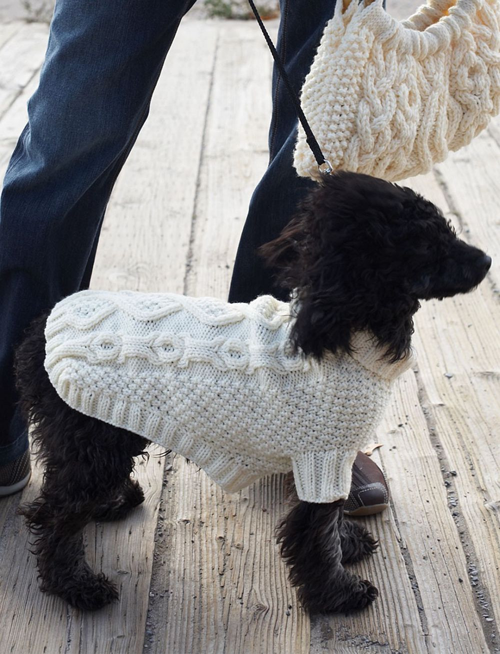 Free Dog Sweater Patterns New Knitted Dog Sweaters to Keep Your Pooch Warm Of Innovative 47 Models Free Dog Sweater Patterns